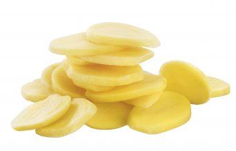 Pomme de terre lamelle 5mm