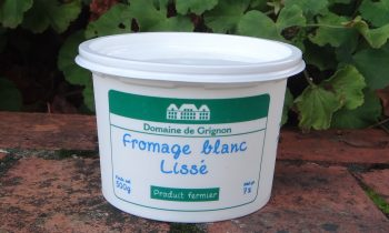 Fromage blanc lisse 7% mg